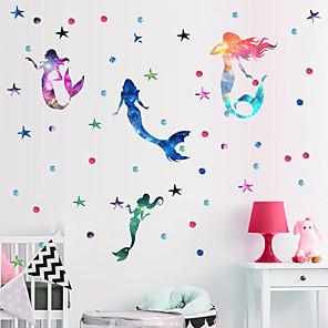 cheap Wall Stickers-Decorative Wall Stickers Animals / Stars Nursery / Kids Room
