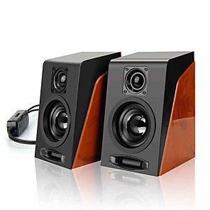 cheap Portable Speakers-diyiyan-001 Wired Multimedia Computer Speaker Mini Multimedia Computer Speaker For PC