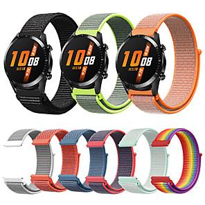 cheap Smartwatch Bands-Watch Band for Huawei Watch GT / Huawei Watch GT2 46mm Huawei Sport Band / Classic Buckle / Modern Buckle Nylon Wrist Strap