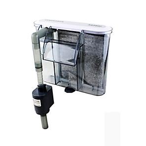 cheap Pumps & Filters-Aquarium Fish Tank Filter Vacuum Cleaner Cleaning Care Energy Saving Plastic 1pc 220-240 V