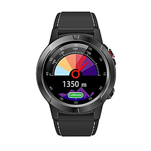 cheap Smartwatches-New M4 Men's Bluetooth Sports Smart Watch Android Ios Bluetooth Waterproof Touch Screen Gps Heart Rate Blood Pressure Sleep Health Monitoring / Air Pressure/Altitude Measurement/Multiple Sports Modes