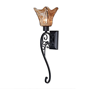 cheap Tattoo Power Supplies-American Country Sitting Room Setting Wall Glass Wall Lamp Tie Yi Contracted Glass Bedside Corridor Glass Wall Lamp