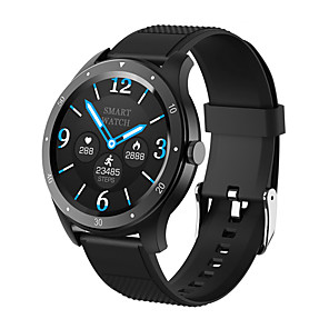 cheap Smartwatches-KUPENG KS6 Unisex Smartwatch Android iOS Bluetooth Waterproof Touch Screen Heart Rate Monitor Sports Media Control Pedometer Call Reminder Activity Tracker Sleep Tracker Sedentary Reminder