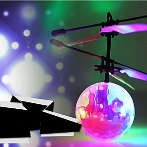 cheap TV Boxes-RC Helicopter Hovering Angel 2ch Hover / Remote Control Remote Control / RC / Flying Fairy Princess / Rainbow light