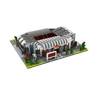 cheap Building Blocks-Building Blocks 3500+ Stadium compatible ABS Resin Legoing City View All Toy Gift