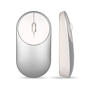 cheap USB Hubs & Switches-Wireless Ultra-thin Mouse Ergonomic Super Slim Silent Optical Mice Noiseless