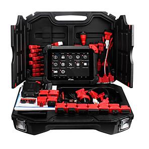 cheap OBD-Xtool Ps90 Pro Heavy Duty Diagnostic Tool For Car/Truck/Diesel/Gasoline Obd2 Key Programmer Odometer Adjustment Good Than X431