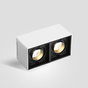 cheap Spot Lights-PUSHENG 2-Light 10 cm Flush Mount Spot Light Aluminum Geometrical Modern 110-120V / 220-240V