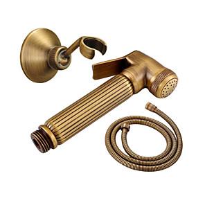 cheap Bath Body Care-Bidet Faucet BrushedToilet Handheld bidet Sprayer Self-Cleaning Antique