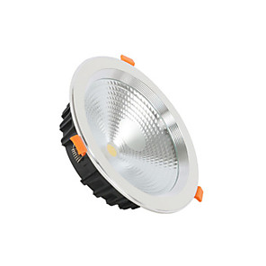 cheap LED Recessed Lights-Cob Downlight LED New Home Lighting Ceiling Lamp Hotel Embedded Straw Hat Led Ceiling Shot