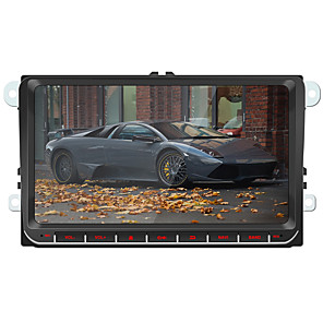 cheap Car DVD Players-SWM 9701 7 inch 2 DIN Android 8.1 Car MP5 Player Car Mulitimedia Player Touch Screen / GPS / Built-in Bluetooth Support RCA / HDMI / FM2 MPEG / MPG / WMV MP3 / WMA / WAV JPEG for universal