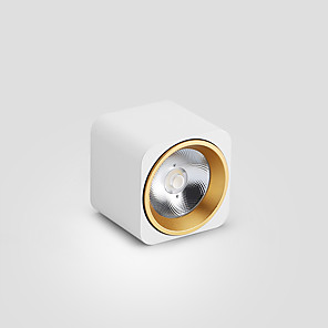 cheap Spot Lights-PUSHENG 5.7 cm Spot Light Aluminum Geometrical Modern 110-120V / 220-240V