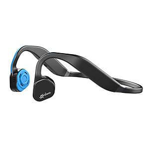 cheap Sports Headphones-Vidonn F1 Bone Conduction Headphones Wireless Neckband Bluetooth 5.0 Sport Fitness Stereo Open Ear Headset HD Voice Call Safe Car Driving Cycling Earphones