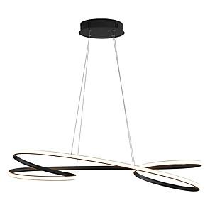 cheap Flush Mounts & Semi Flush Mounts-1-Light 22 cm LED / New Design Chandelier Metal Sputnik Painted Finishes LED / Modern 110-120V / 220-240V
