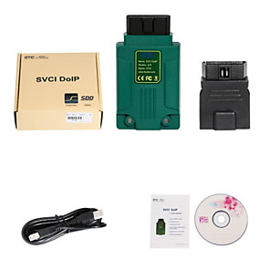 cheap OBD-SVCI DoIP JLR Diagnostic Tool with for PATHFINDER&JLR SDD V156 for Jaguar/Land Rover 2005-2019 with Online Programming Function