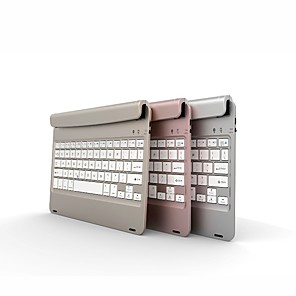 cheap iPad Keyboards-Bluetooth Capacitive Keyboard / Office Keyboard Rechargeable / Mini / Slim For iPad mini / iPad mini 2 / iPad mini 3 Bluetooth3.0