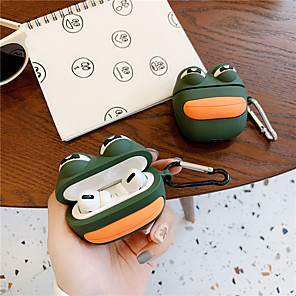cheap Smartphones-Cartoon Sesame Street ELMO Cute Earphone Case for Apple Wireless Bluetooth Headset Airpods Silicone Cover Air pods Pro 3 Accessories