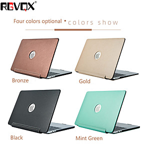 cheap Mac Accessories-MacBook Case Solid Colored PU Leather for Macbook Air 11-inch / New MacBook Pro 15-inch / New MacBook Pro 13-inch