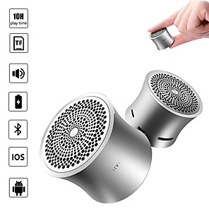 cheap Outdoor Speakers-BASS MUSIC BLUETOOTH SPEAKER WATERPROOF PORTABLE OUTDOOR MINI WIRELESS LOUDSPEAKER SUPPORT TF CARD FOR XIAOMI IPHONE SAMSUNG