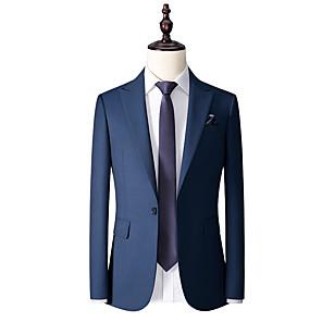 cheap Custom Tuxedo-Oriental Blue wool custom suit