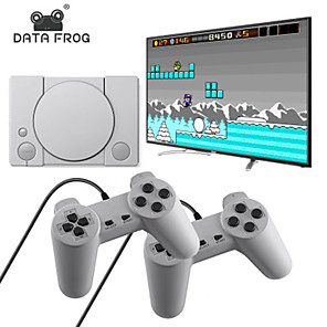 cheap Game Consoles-GPD 620 PS1 Classic Game Console, Home 8-bit PS1 Game Console, Retro Mini Game Console, Built-in 620 Classic Games, Neutral Game Console
