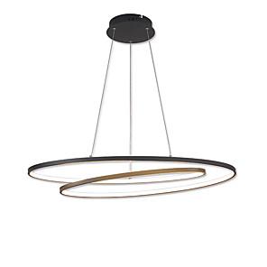 cheap Globe Design-1-Light 30 cm Adjustable / LED / New Design Chandelier Metal Sputnik Painted Finishes LED / Modern 110-120V / 220-240V