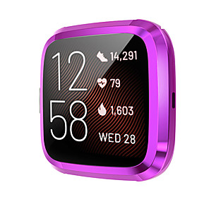 cheap Smartwatch Bands-Cases For fitbit versa 2 TPU Compatibility Fitbit