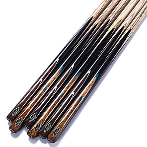cheap Mobile Phone Sterilizer-RILEY RMA Snooker Cue Professional 1Piece Cue Black Ebony Butt Ash shaft Handmade Billiard Cue Case