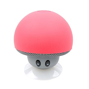 cheap Outdoor Speakers-MINI WIRELESS BLUETOOTH SPEAKER MUSHROOM PORTABLE WATERPROOF SHOWER STEREO SUBWOOFER MUSIC PLAYER FOR IPHONE ANDROID
