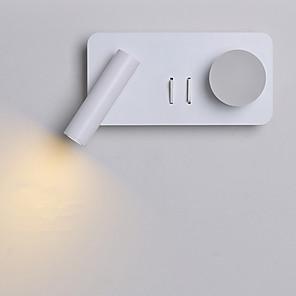preiswerte Indoor-Wandleuchten-neue moderne wandleuchte schlafzimmer nachtwandleuchte korridor lampe ankleidezimmer hotel rechteckige led wandleuchte