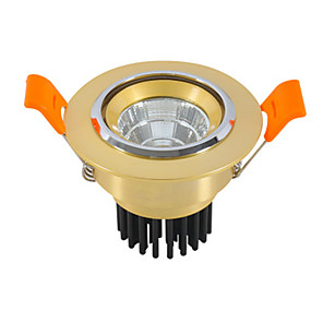cheap LED Recessed Lights-LED New Cob Ceiling Spotlight 3W Commercial Home Lighting Led Brushed Downlight