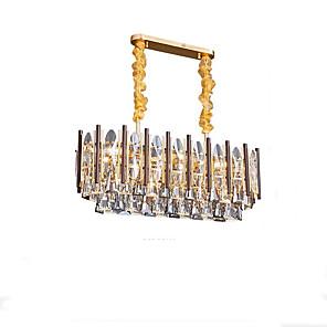 cheap Pendant Lights-QIHengZhaoMing 10-Light 30 cm Pendant Light Metal Modern 110-120V / 220-240V