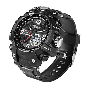 cheap Action Cameras-New Fashion Outdoor Sports Smart Watch LED Lighting Sports Camera 2.6K High Definition Picture APP View Traffic Recorder One Key Share Super IP68 Waterproof