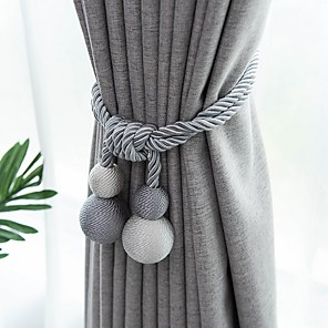 cheap Curtain Accessories-curtain Accessories Tassel European Style 2 pcs