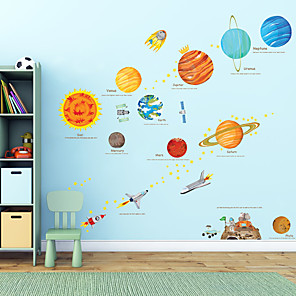 cheap Wall Stickers-Decorative Wall Stickers Animals / Stars Nursery / Kids Room