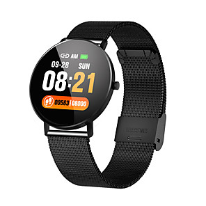 cheap Smartwatches-Women's Digital Watch Casual Fashion Black Silver Gold Alloy Silicone Digital Black Gold Silver Water Resistant / Waterproof Bluetooth Smart 30 m 1 set Digital