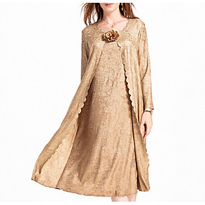 cheap Latin Dancewear-Long Sleeve Basic Polyester Wedding Women's Wrap With Ruching