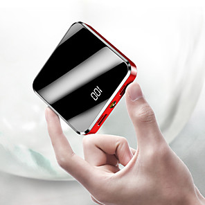 cheap Power Banks-Mini Power Bank 20000mAh For iPhone Xiaomi Powerbank External Battery Pack Portable Charger Mi Portable Charger Poverbank
