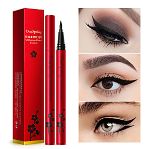cheap Eyeliner-Eyeliner Waterproof / Matte / Portable Makeup Matte Stick / Liquid Lady / Eye / Cosmetic Matte / High Quality Party / Daily / Daily Wear Daily Makeup / Party Makeup / Cateye Makeup Waterproof Fast