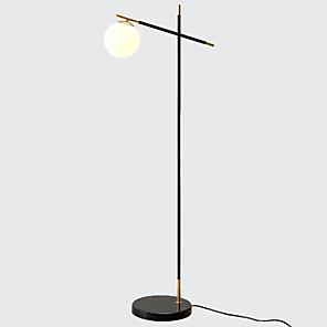 cheap Desk Lamps-Floor Lamp Modern Contemporary For Living Room / Bedroom Metal 110-120V / 220-240V