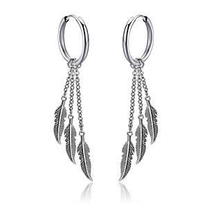cheap Women's Boots-Men's Women's Earrings Classic Mini Earrings Jewelry White / Silver For Christmas Party Anniversary Carnival Festival 1 Pair
