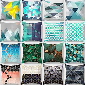 cheap Pillow Covers-1 pcs Cotton / Linen Pillow Cover & Insert, Novelty Throw Pillow