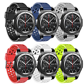 cheap Smartwatch Bands-Sport Silicone Watch Band For Huawei Watch GT 2 46mm / 42mm / Watch 2 Pro / Honor Magic / GT Active Replaceable Bracelet Wrist Strap Wristband
