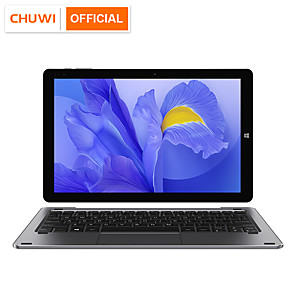 cheap Projectors-CHUWI Original Hi10 X 10.1 inch FHD Screen Intel N4100 Quad Core 6GB RAM 128GB ROM Windows10 Tablets Dual Band 2.4G/5G Wifi