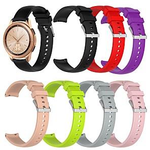 cheap Smartwatch Bands-Watch Band for Vivomove / Vivomove HR / Vivoactive 3 Garmin Classic Buckle Silicone Wrist Strap