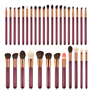 cheap Makeup Brush Sets-Miyaup 31 wine red promotional beauty makeup brush foundation makeup brush beauty makeup tool 2020 new makeup brush