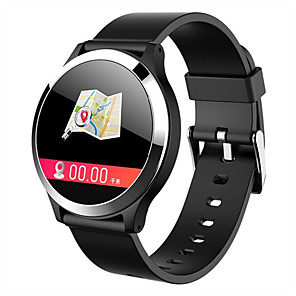 cheap Smartwatches-Smartwatch Digital Modern Style Sporty Silicone 30 m Water Resistant / Waterproof Heart Rate Monitor Bluetooth Digital Casual Outdoor - Black White Red