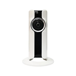 cheap Indoor IP Network Cameras-180 Degree 1MP WIFI High-definition Camera Two Way Audio Night Vision Motion Detection Alarm IP Camera Indoor Support 128 GB