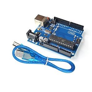 cheap Modules-UNO R3 ATmega16U2 AVR USB Development Main Board