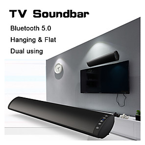 cheap Portable Speakers-BS-41 TV Soundbar BT Speaker FM Radio Home Theater System Portable Wireless Music Boombox